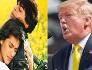 Trump lavishes praise on Shah Rukh Khan starrer 'Dilwale Dulhania ..