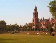 Government College University Lahore organizes dry flower competi ..
