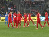 Offensive banner sparks bizarre end to Bayern rout
