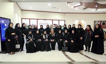 """""""سيدات أعمال أبوظبي"""" : مساهمات المرأة .."""