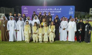 """البحرين تتصدر منافسات القوى في """"العربية .."""