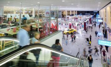 مطار دبي ورلد سنترال استقبل 1.6 مليون ..
