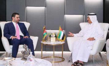الاقتصاد تبحث تعزيز الشراكة مع الأردن ..