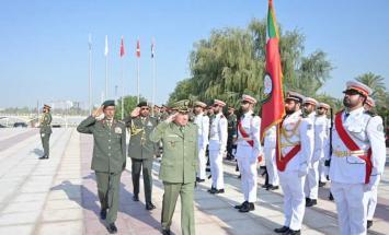 الرميثي يلتقي رئيس أركان الجيش الوطني ..