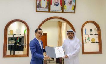 """وزارة الداخلية تطلق تطبيقها """"MOI UAE"""" .."""