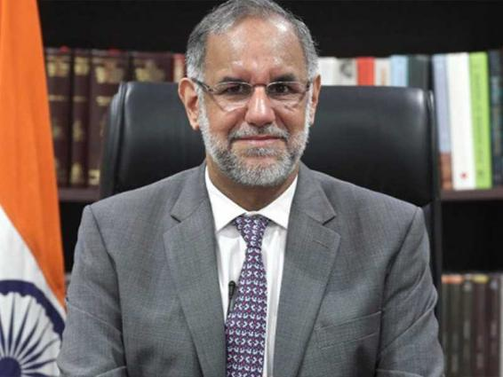 India appoints former ambassador Navdeep Suri to lead its Expo 2020 team
