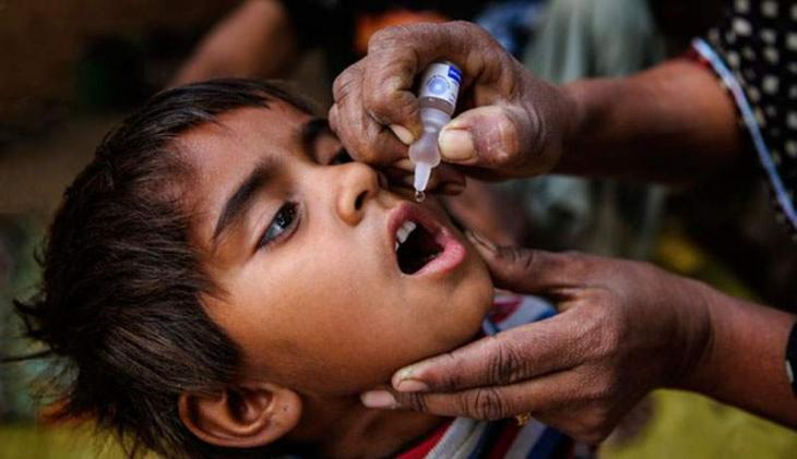Sindh reports third polio case of the current year
