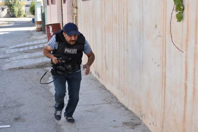International Journalists Federation Urges Iraq's Kurdistan to Guarantee Media Freedom