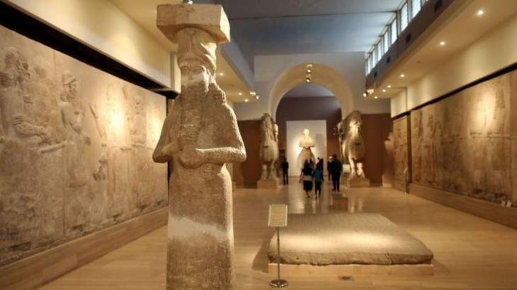 Egypt Imposes Stricter Penalties for Illegal Artifact Trading - Culture Ministry