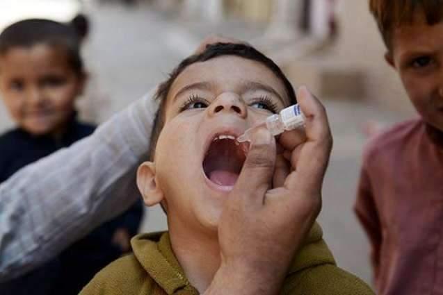 4-days anti-polio campaign to start on Monday