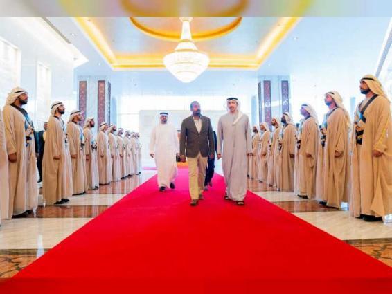 Ethiopian PM arrives in UAE