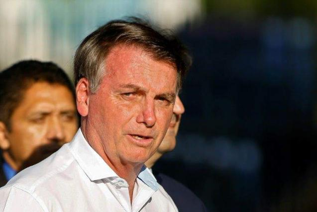 Brazil's Bolsonaro lashes out at pope's Amazon text