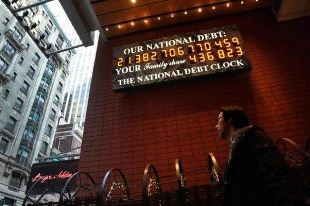 US Federal Debt in 2020 to Equal 81% of Annual GDP, 98% in 2030 - Budget Office
