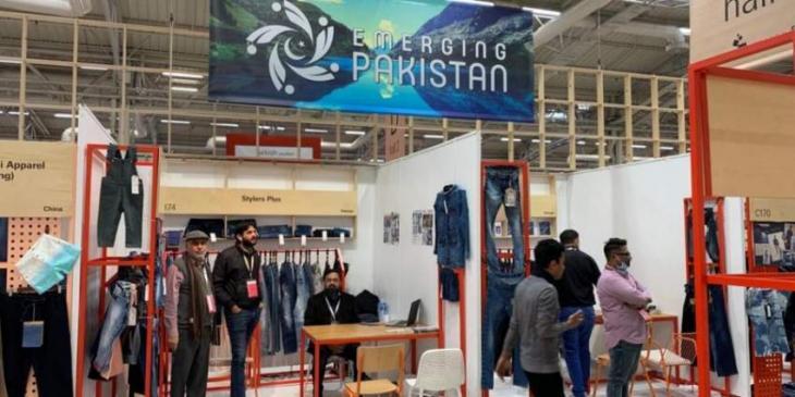 21 Pakistani textile companies participate in Texworld exhibition in Paris