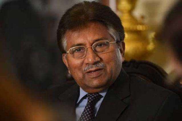 Musharraf submits appeal in Supreme Court against Registrar Office objections
