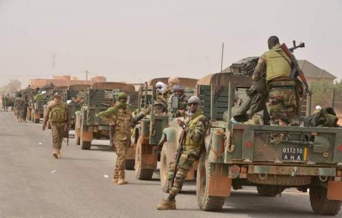 Mali army says it has returned to former rebel bastion Kidal
