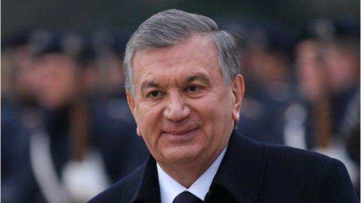 Uzbek President Shavkat Mirziyoyev to Visit Russia in Second Half of June - Official
