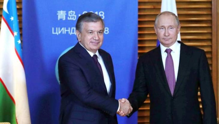 Uzbek President to Visit Russia in Second Half of June - Official