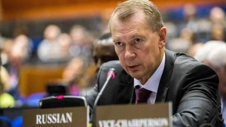 Russia Not Paying for OPCW Attributive Mechanism as Matter of Principle - Ambassador