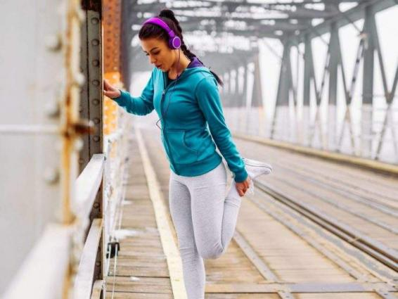 Up-tempo tunes boost the cardio value of exercise