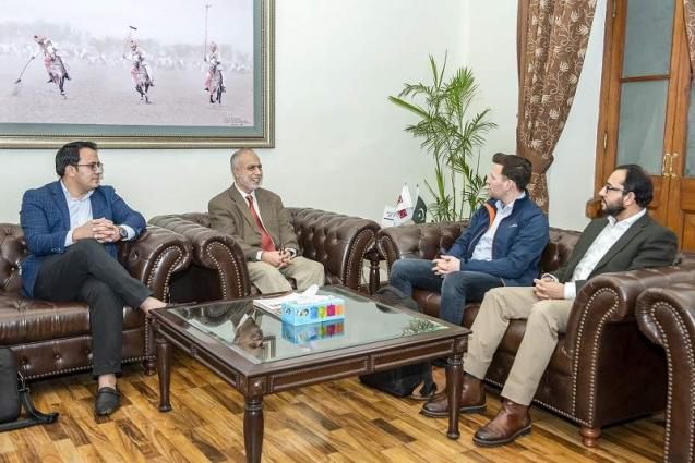 US delegation visits UVAS Ravi Campus