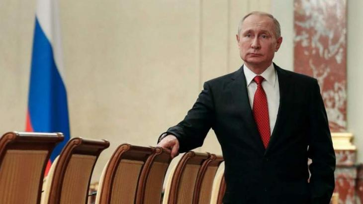 Putin Orders Launch of Preparations for All-Russian Vote on Constitution Amendments