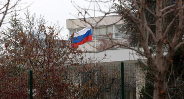 Russian Embassy Says Turkey Heightened Security at Mission as Ambassador Faces Threats