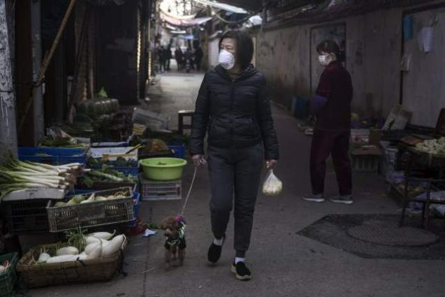 China's Tianjin bans eating wild animals amid epidemic fight