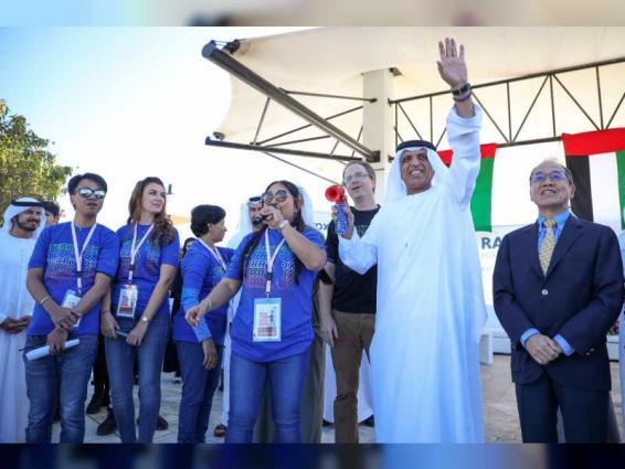 Ruler of Ras Al Khaimah gives starting signal for Terry Fox Run