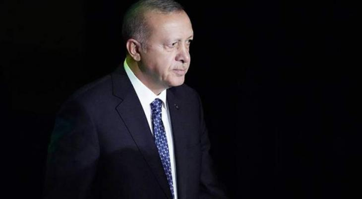 Turkish President announces to take trade level  up to $ 5 billion