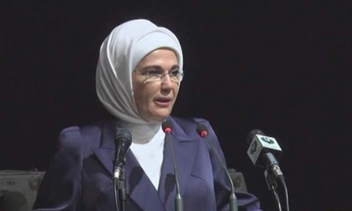 Turkish first lady says Pakistan and Turkey enjoy brotherly relations