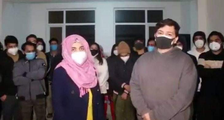 Pakistani students, scholars in China continue to weigh in on virus fight