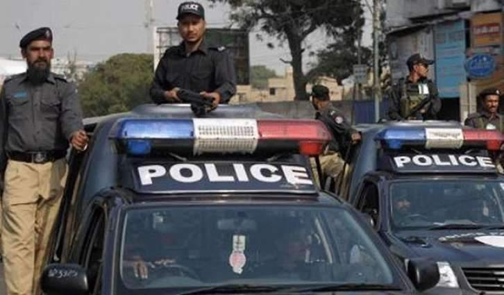 Karak police arrest arms' smuggler