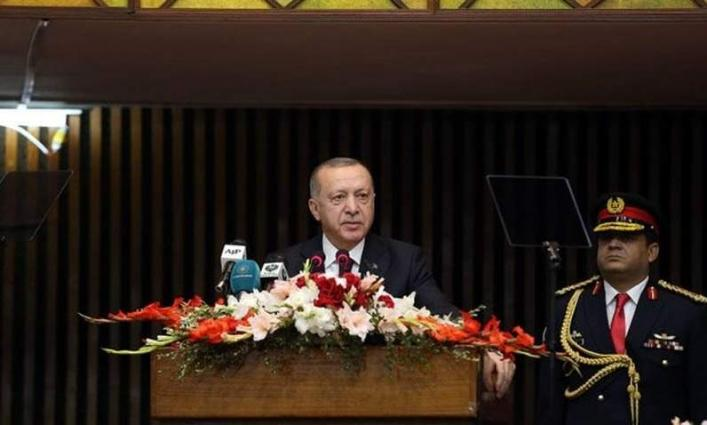 Pakistan is on the way to peace and stability, Tayyip Erdogan