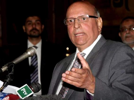Governor Punjab Chaudhry Muhammad Sarwar highly praises Turkish President's speech to Joint Session