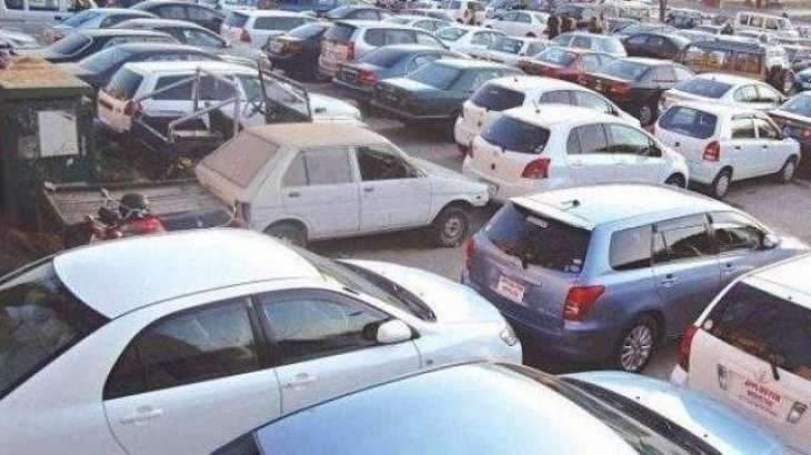 Rawalpindi Excise and Taxation department impounds 18 vehicles, motorcycles; challans 177
