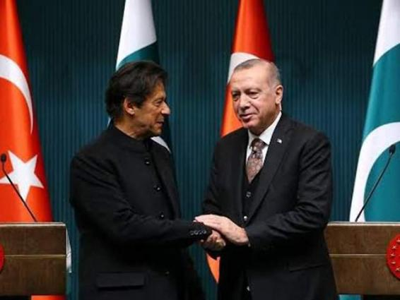 Wani welcomes Turkish president Recep Tayyip Erdogan's official visit to Pakistan