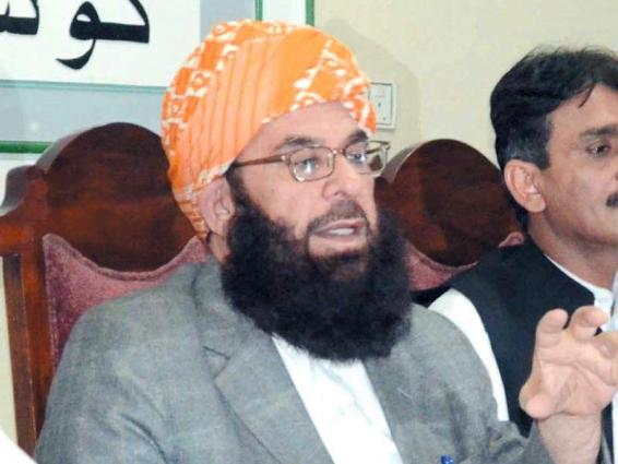 Maulana Haideri reacts to PM's statement about JUI-F Chief's trial under Article 6