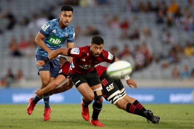 Wounded Crusaders crush Blues as Waratahs suffer more misery