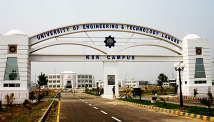 Nepalese ambassador visits University of Engineering and Technology (UET)