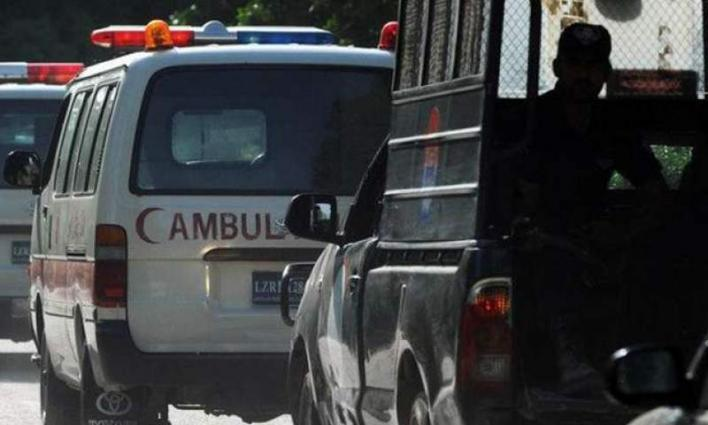 35 armored police vehicles repaired in Karachi
