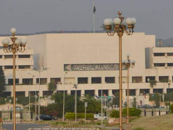 Senate passes six government bills, suspends question hour