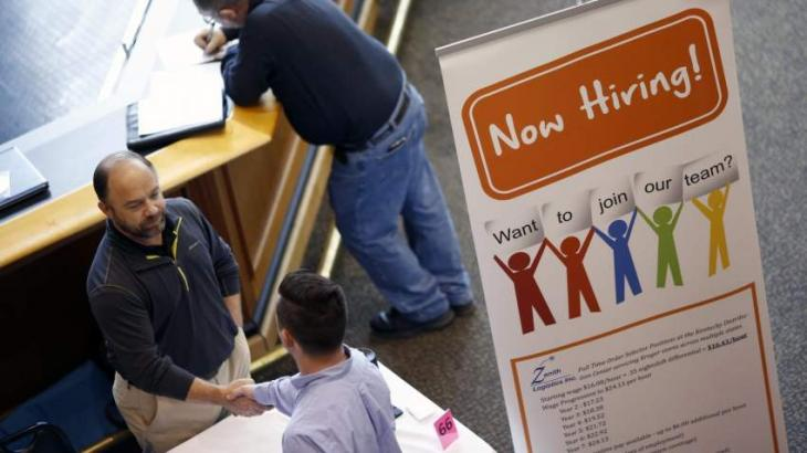 U.S. jobless claims rise to 205,000 last week