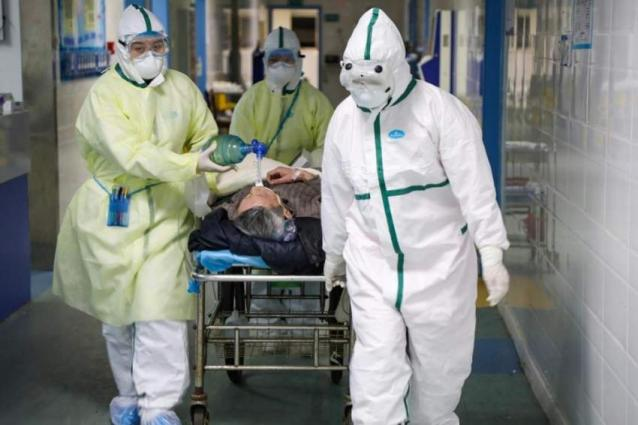 China reports 5,090 new confirmed cases of coronavirus infection, 121 new deaths
