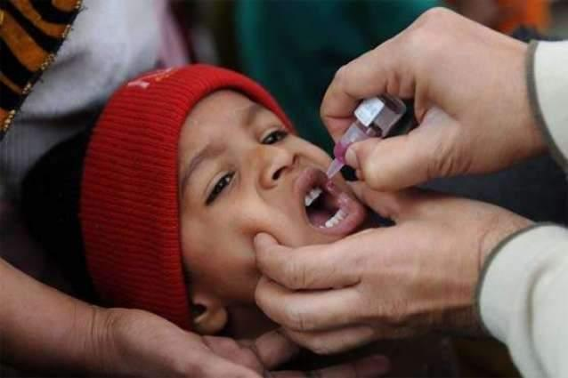 464,068 children to be administered anti-polio drops: DC