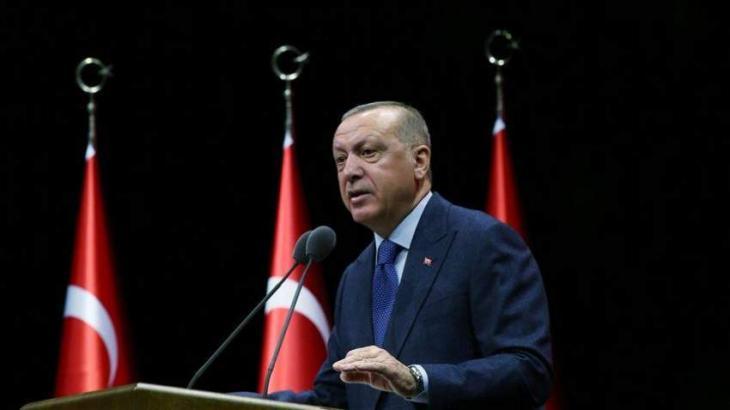 Turkish President Erdogan Emerges as the Most Popular Muslim Leader