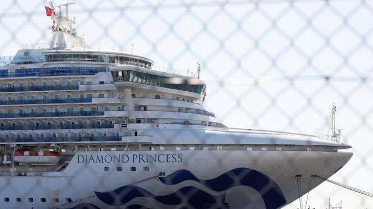 French Citizen Tests Positive for Novel Coronavirus on Diamond Princess Cruise Ship - Wife