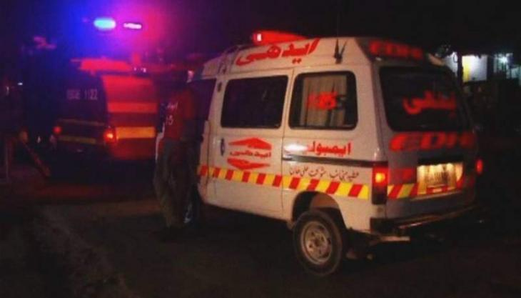 Two killed, five injured in road accidents in Swabi