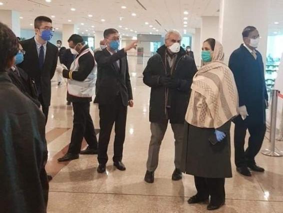 Foreign Ministry monitoring Pakistanis stuck in Wuhan city