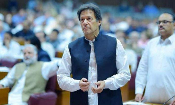 Success of govt's economic policies evident from decreasing Current Account deficit: Prime Minister Imran Khan